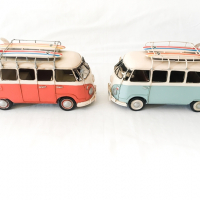 Metaal VW Bussies Gallery (2)