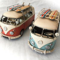 Metaal VW Bussies Gallery (5)
