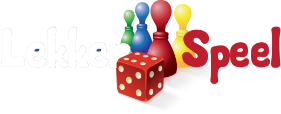 Lekker Speel - Footer logo