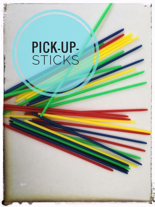 Lekker-Speel Pickup sticks